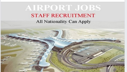 Photo of NEW JOB OPENING! ABUDHABI AIRPORT 2019