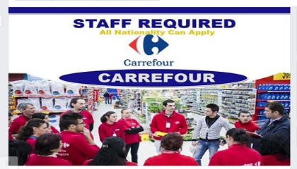 Photo of CARREFOUR JOBS AND CAREERS!!! REGISTER YOUR CV NOW