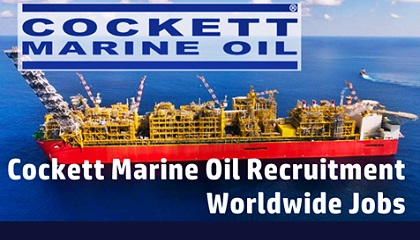 Photo of Cockett Marine Oil Job Vacancies | USA-UAE-UK-Singapore-India