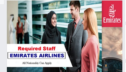 Photo of EMIRATES & DNATA GROUP Jobs