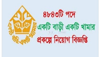 Photo of Ektee Bari Ektee Khamar (EBEK) Job Circular 2019