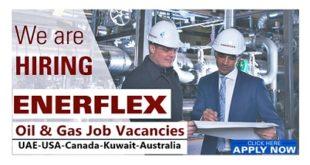 Enerflex Oil & Gas Job Vacancies