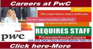 Exciting Careers at PwC