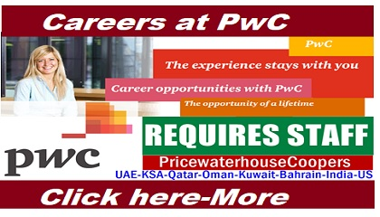 Photo of Exciting Careers at PwC | UAE-KSA-Qatar-Oman-USA-UK-India