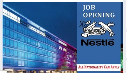 Photo of LATEST JOB VACANCIES @ Nestle