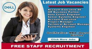 Latest Job Vacancies – DELL