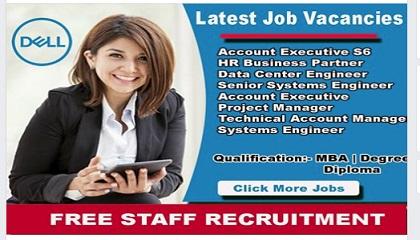 Photo of Latest Job Vacancies – DELL