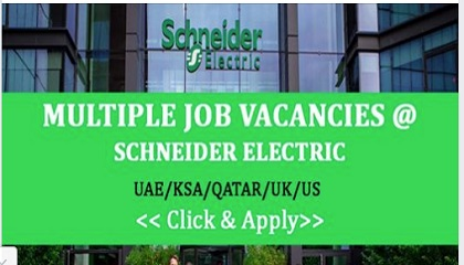 Photo of MULTIPLE JOBS @ SCHNEIDER ELECTRIC – MULTIPLE LOCATIONS