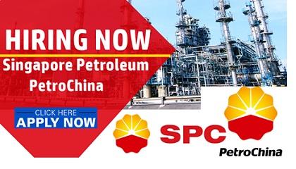 Photo of Singapore Petroleum Company Job Vacancies