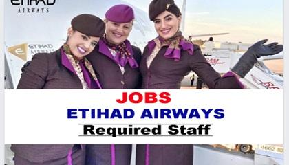 Photo of DIRECT STAFF RECRUITMENT ALL DEPARTMENTS |etihad airways careers