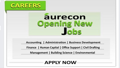 Photo of LATEST JOB VACANCIES AT AURECON