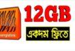Banglalink 12 GB Free Internet Offer