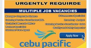 Cebu Pacific Careers