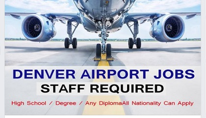 Photo of DENVER AIRPORT CAREERS-Direct Staff Recriutment!!!