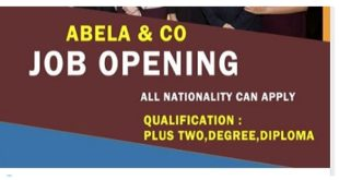 DIRECT STAFF RECRUITMENT - ABELA & CO