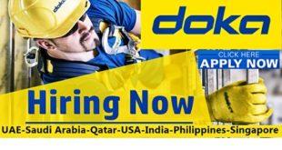 Doka Jobs & Careers