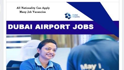 Photo of Dubai airport job vacancy (DXB) -2019