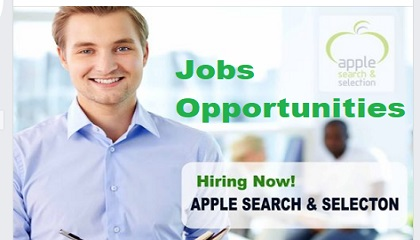 Photo of HIRING NEW JOB VACANCIES @ APPLE SEARCH & SELECTON