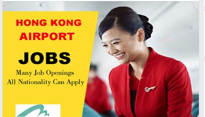 Photo of Staff Recruitment! HONG KONG INTERNATIONAL AIRPORT