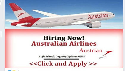 Photo of JOB VACANCIES @Australian Airlines