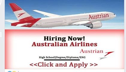 Photo of JOB VACANCIES @Australian Airlines