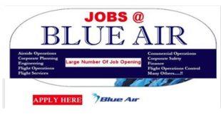 JOB VACANCIES IN BLUE AIRWAYS