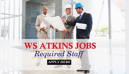 Photo of Latest Job Vacancies in WS Atkins