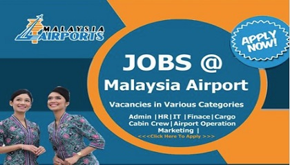Photo of Malaysia Airport Career