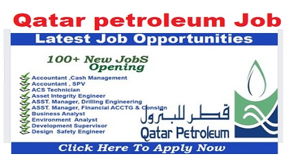 Photo of Qatar petroleum Job Vacancies!!!Upload Your Cv Now