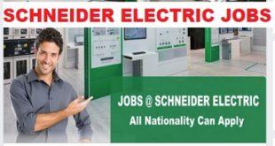 SCHNEIDER ELECTRIC JOBS