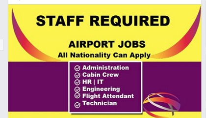 Photo of SINGAPORE CHANGI AIRPORT JOBS 2019