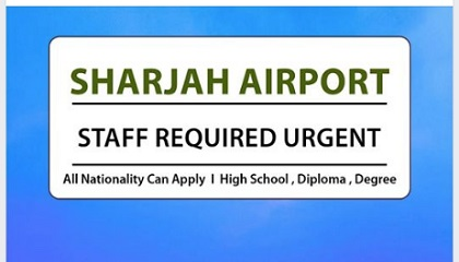 Photo of Sharjah Airport Jobs | Sharjah Aviation Jobs
