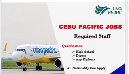Photo of Staff recruitment-Cebu Pacific Careers