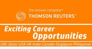 Thomson Reuters Careers & Jobs