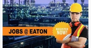 direct staff recuitment @ EATON