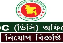 Photo of DC office Jobs Circular Jobs Information