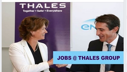 Photo of DIRECT STAFF RECRUITMENT @ THALES GROUP