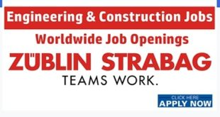 Various Construction Jobs at STRABAG