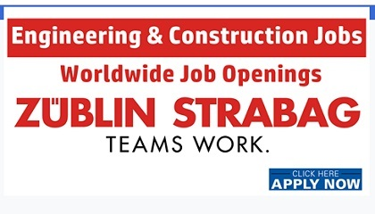 Photo of Various Construction Jobs at STRABAG | Worldwide