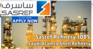 SASREF Oil & Gas Job Vacancies