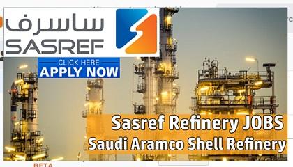 Photo of SASREF Oil & Gas Job Vacancies | Saudi Aramco Shell Refinery Company