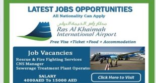 Career – Ras Al Khaimah International Airport