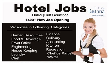 Photo of New jobs Rotana – Multiple Location