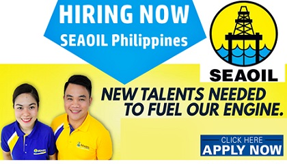 Photo of Latest Oil and Gas Jobs at SEAOIL Philippines