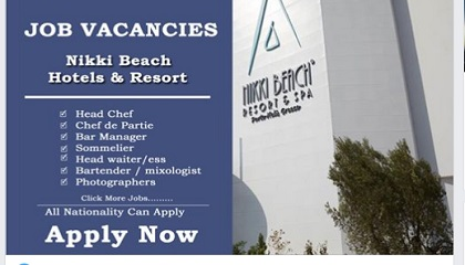 Photo of careers @ NIKKI BEACH HOTELS & RESORTS