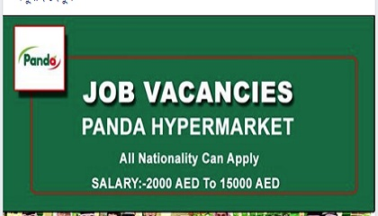 Photo of JOBS@ PANDA HYPERMARKET 2019