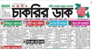 Weekly Newspaper job circular 2019