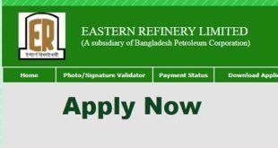 Eastern Refinery Ltd