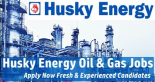 Husky Energy Job Vacancies 2020