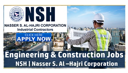 Photo of NSH (Nasser S. Al –Hajri Corporation) Job Vacancies | Saudi Arabia-Kuwait-Bahrain